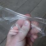 Защитные пластиковые очки