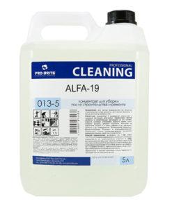 Альфа-19 (Alfa-19) 5л