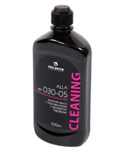 """Жидкое мыло """"Алла""""с перламутром и ароматом парфюма(0,5л)"""