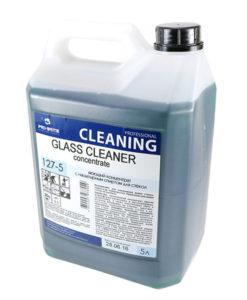 Гласс Клинер Концентрат (Glass Cleaner Concentrate) 5л с антистатическим эффектом для мойки стекол