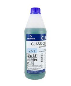 Гласс Клинер Концентрат (Glass Cleaner Concentrate) 1л с нашатырным спиртом для мойки стекл