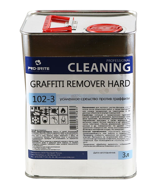 Graffiti Remover Hard (3л)