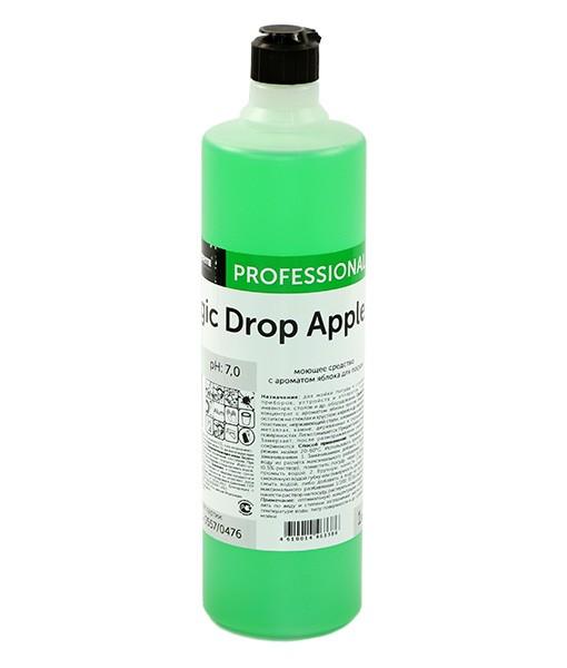Мейджик Дроп Яблоко (Magic Drop Apple) 1л средство для мытья посуды
