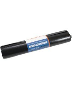 Мешки для мусора 35л. LD 25 мкр (20 шт)