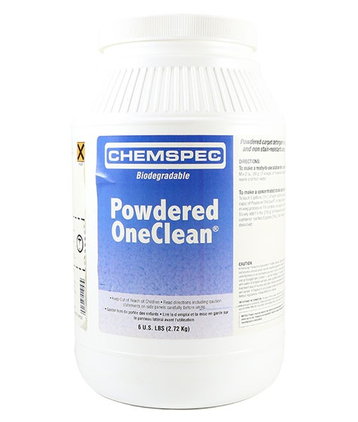 One Clean Powder Detergent (2.72 кг)
