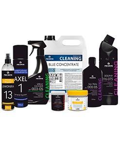 Химические средства для уборки