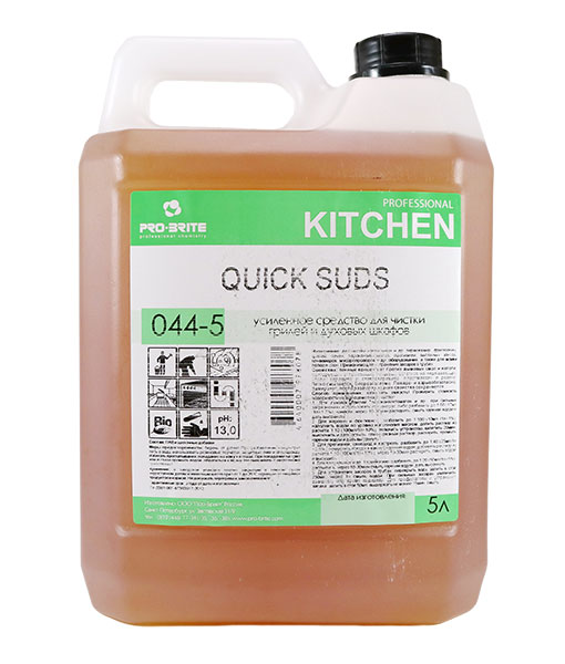 Quick Suds 5L