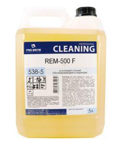 РЕМ-500F (REM-500F) 5л усиленный обезжиривающий концентр. для пола