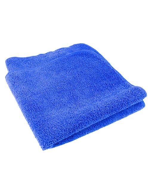 Салфетка из микрофибры 40*40см (голубая) 320г/м2