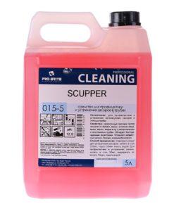 Скаппер (Scupper) (5л) ср-во для устранения засоров в трубах