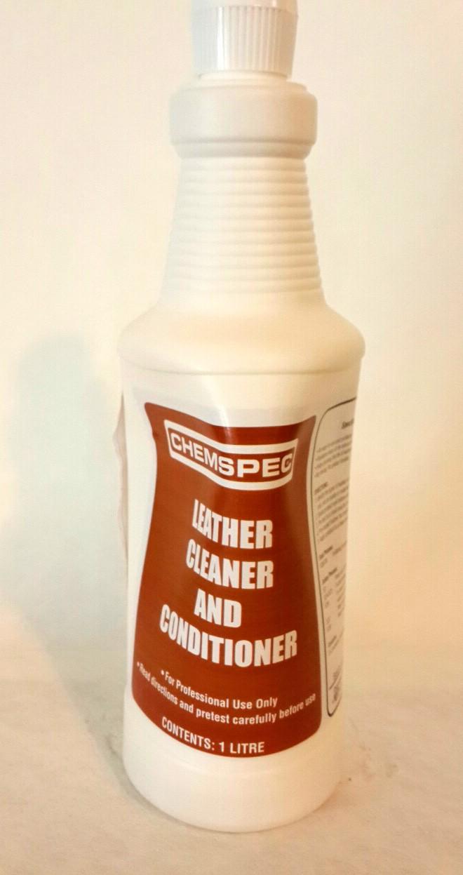 Leather Сleaner & Conditioner (1л)