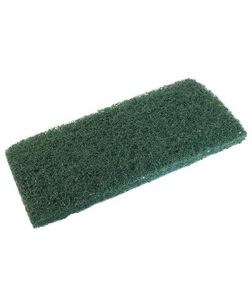 Губка абразивная (зеленая)