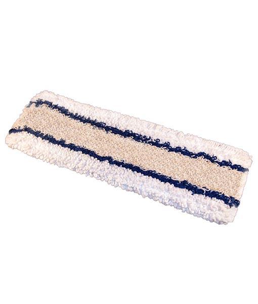 Моп 50см петельный ПРЕМИУМ комбинированный карман