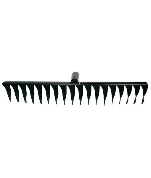 Грабли 18-зуб. (2,5 мм) витые металл б/ч