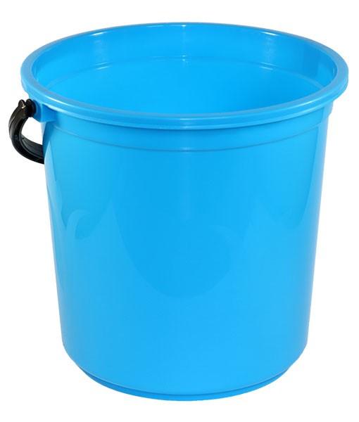 Ведро 6 л пластик «Тюльпан»
