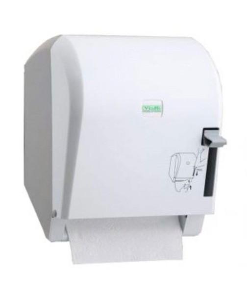 Диспенсер для рулонных бумажных полотенец на втулке