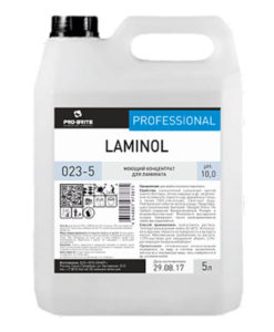 Ламинол (Laminol) 5л моющий концентрат для ламината