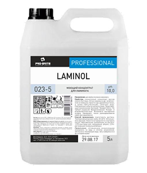 Ламинол 5л моющий концентрат для ламината