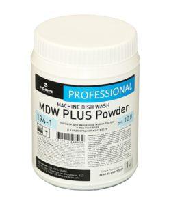 MDW Plus Powder 1 кг Моющее средство для ПММ