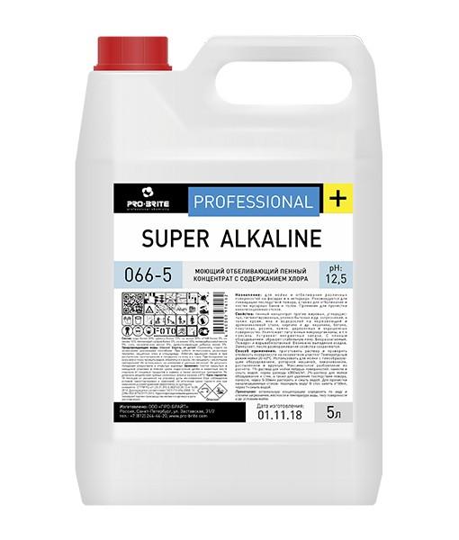 Super Alkaline