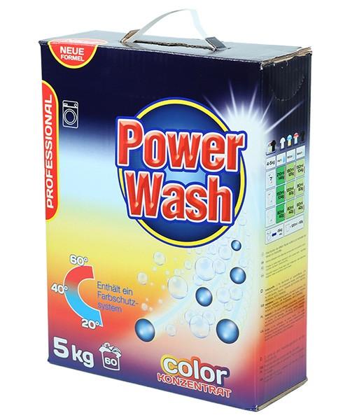 Стиральный порошок Power Wash Professional (для цветного) 5 кг