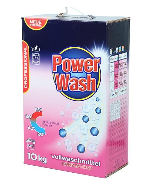 Стиральный порошок Power Wash Professional (универсальный) 10 кг