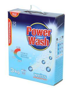 Стиральный порошок Power Wash Professional (для белого) 3 кг