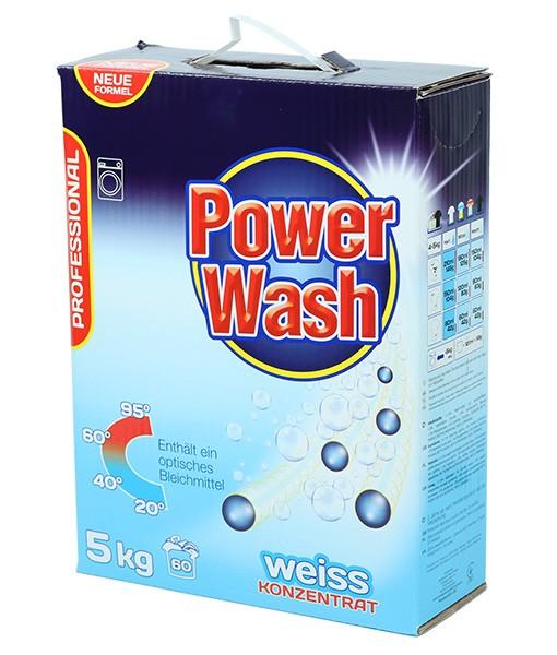Стиральный порошок Power Wash Professional (для белого) 5 кг