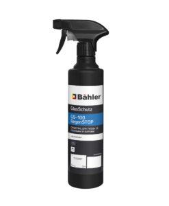 Bahler GlasSchutz GS-100 RegenSTOP, 0,5 л. Антидождь, триггер