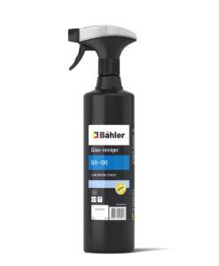 Bahler Glas-reiniger GR-100-01, 1 л. Очиститель стекол, триггер