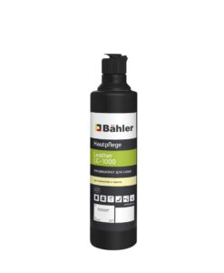 Hautpflege Leather Cream LC-1000, 0,5 л. Кондиционер для кожи, крем.