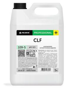 СЛФ (CLF) 5 л- антисептическое многоцелевое средство