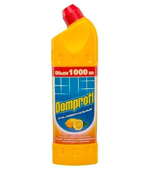 """Универсальное чистящее средство """"Domproff"""" 1 л"""