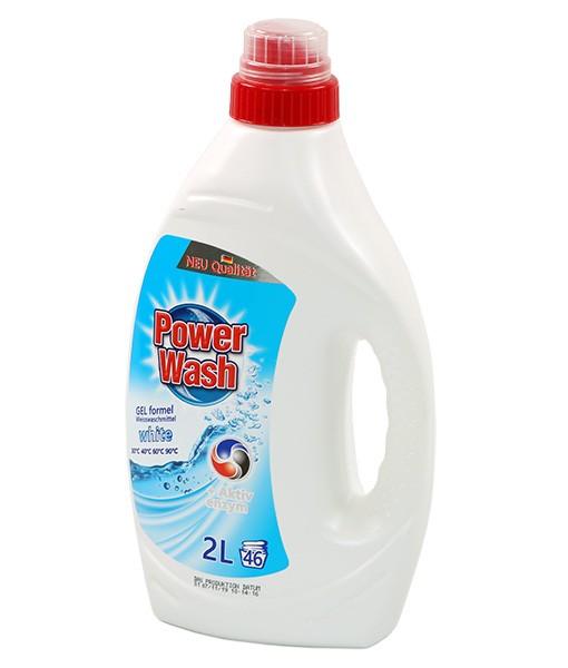 Гель для стирки Power Wash (для белого)2 л