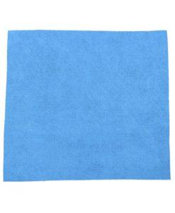 Салфетка из ПОЛИУРЕТАНА 40*37 см (синяя)