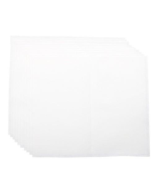 Салфетка из микроспана МС 80-01 34*40 (белая) 10 шт. в упаковке