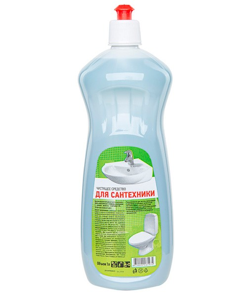 Чистящее средство для сантехники 1 л