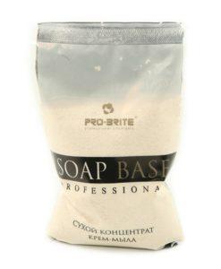 Мыло Соп Бейс (SOAP BASE) 0,12 кг (Сухой концентрат крем-мыла)