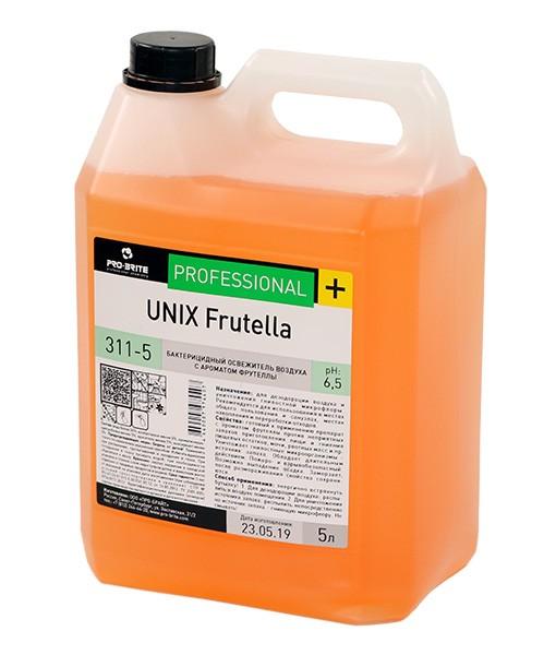 Юникс Фрутелла (Unix Frutella) 5л средство для удаления неприятных запахов