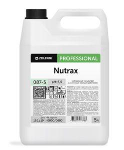 Нутракс (NUTRAX) 5 л моющий концентрат