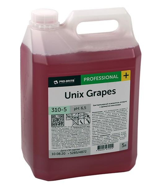 Юникс Виноград (Unix Grape) 5л средство для удаления неприятных запахов
