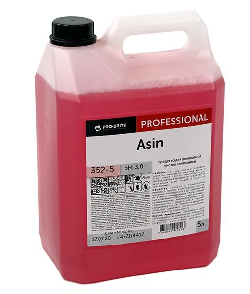 Азин 5л моющее средство для сантехники (Asin)