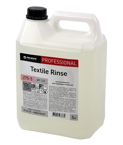 """Ополаскиватель для ковровых покрытий """"Текстайл Ринз"""" (Textile Rinse) 5 л"""