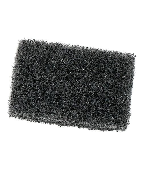 Пад абразивный 6,5*10*2 черный