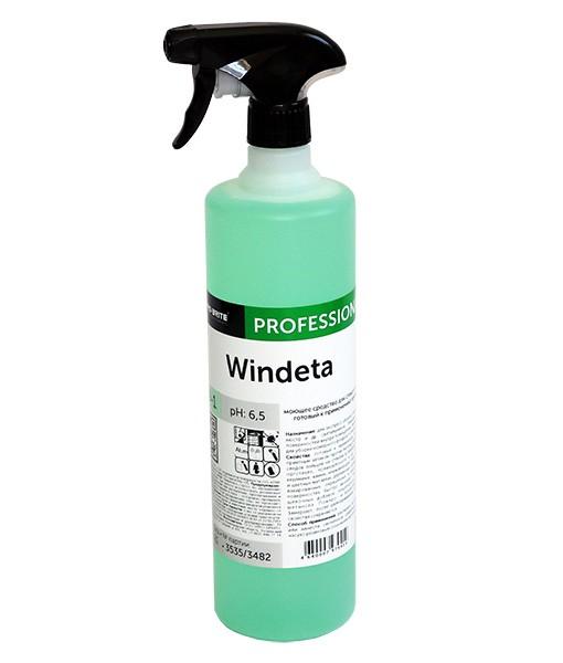 Виндета 1 л с тр. нейтральное средство для мытья окон, зеркал