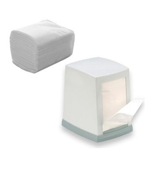 Салфетки диспенсерные Д-200-1- белый * 48 упаковок